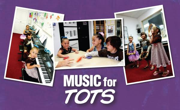 lewis music academy tots